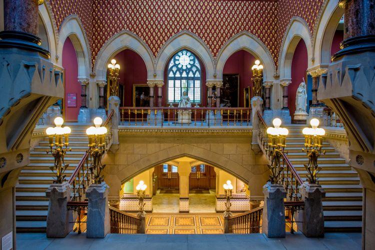 Historic Landmark Building Galleries