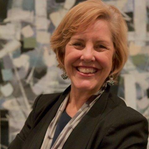 Brooke Davis Anderson, Edna S. Tuttleman Director of the Museum