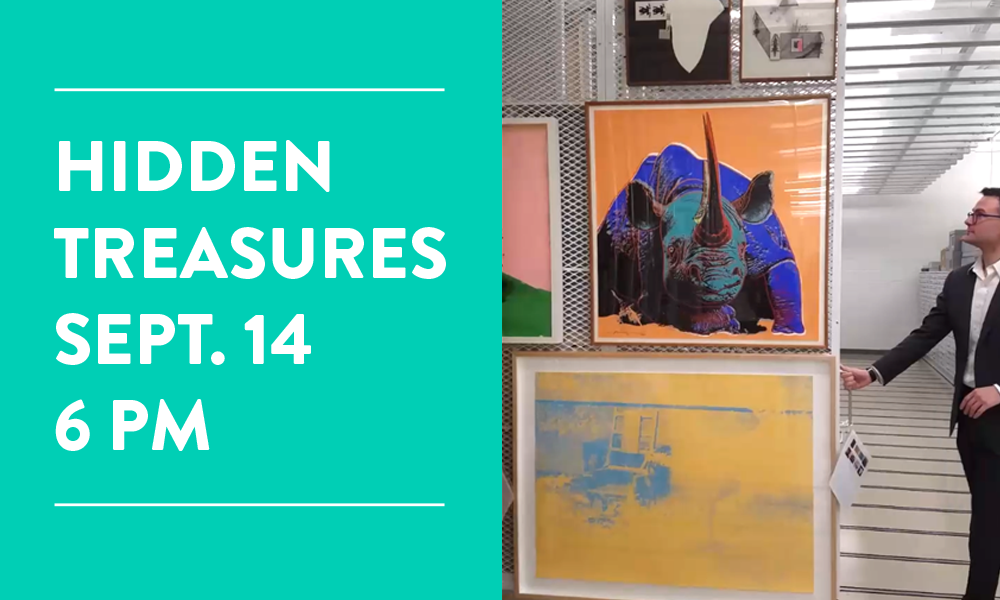 Hidden Treasures Banner